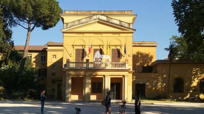 Cinema a Villa Lazzaroni