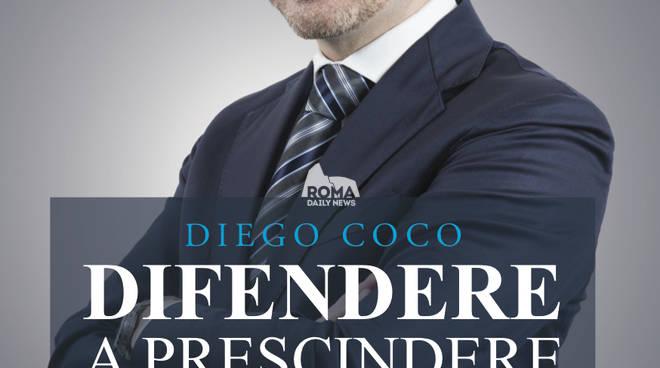 """Presentazione \""""Difendere a prescindere\"""" di Diego Coco"""