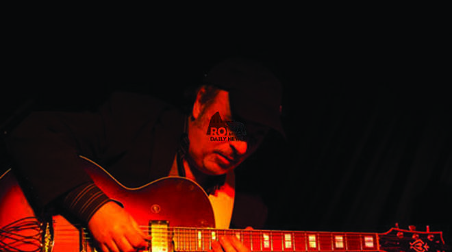 Eddy Palermo Brasilian Jazz Trio in concerto a Village Celimontana