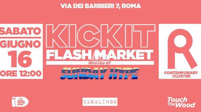 Kickit Flash market
