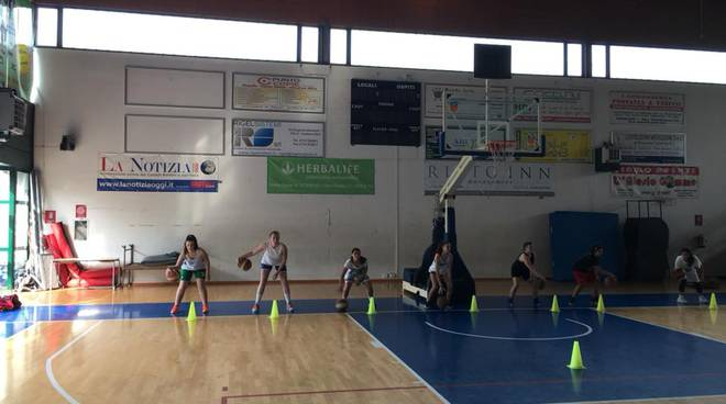 Club Basket Frascati