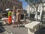 Panchine a San Pietro