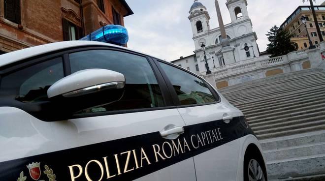 Polizia Roma Capitale