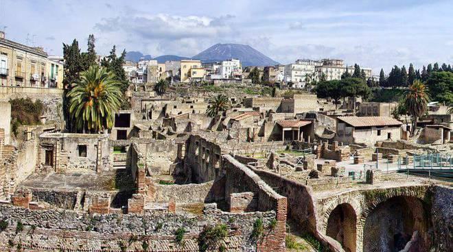 Teatro romano di Ercolano