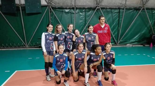 Volley Club Frascati Under 12