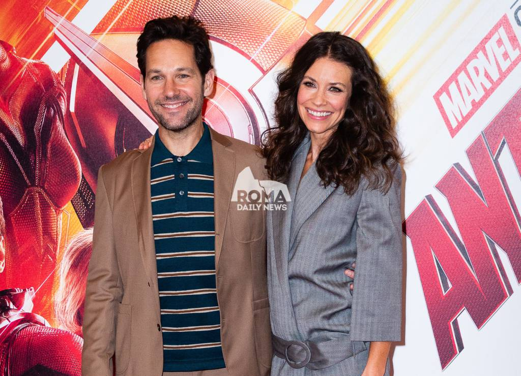 Ant-Man and The Wasp presentato oggi a Roma