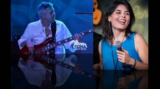 """""""Duets Dalla Canzone Al Jazz"""" Moriconi e Zamuner Duo live a Village Celimontana"""