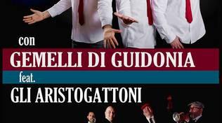 Aristogattoni & Gemelli Di Guidonia in concerto a Village Celimontana