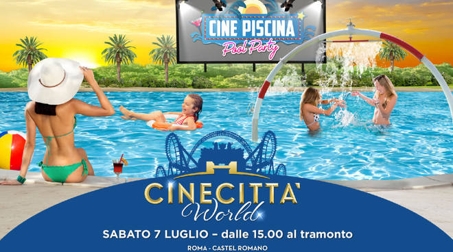Cinecittà World - Cinepiscina