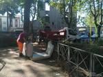 insediamento abusivo a roma