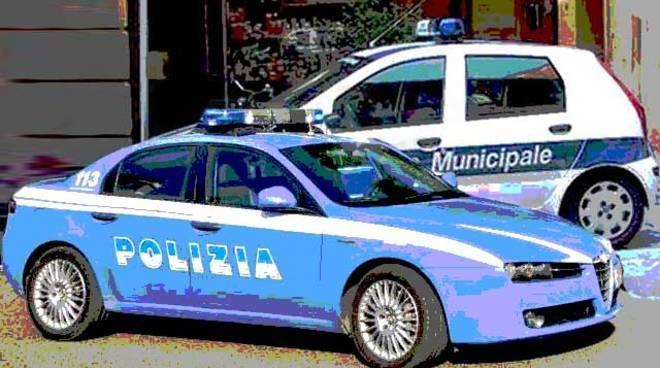 Polizia di Stato e Polizia Municipale