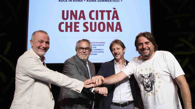 Rock in Roma e Roma Summer Fest
