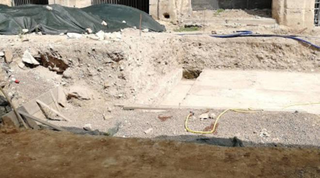 Scavi Colosseo