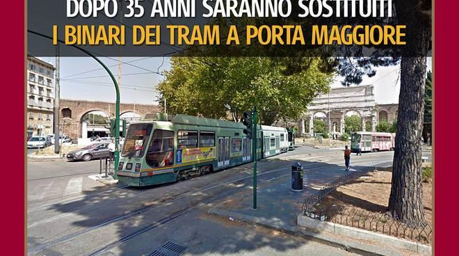 Tram Porta Maggiore
