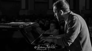 """Andrea Rea \""""Impasse\"""" in concerto a Village Celimontana"""