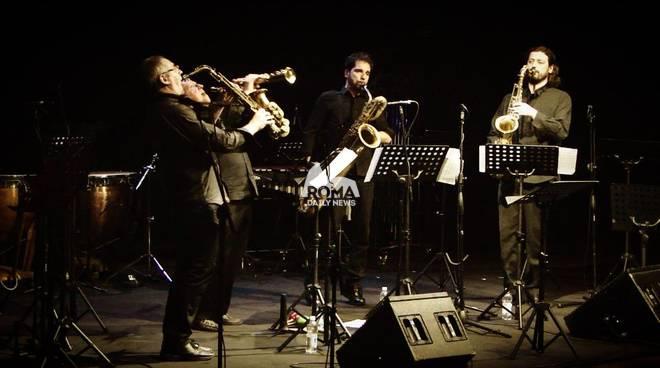 Gianni Oddi-Ialsax Quartet in concerto a Village Celimontana