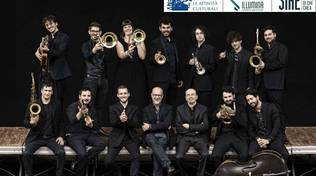 New Talents Jazz Orchestra in concerto a Village Celimontana