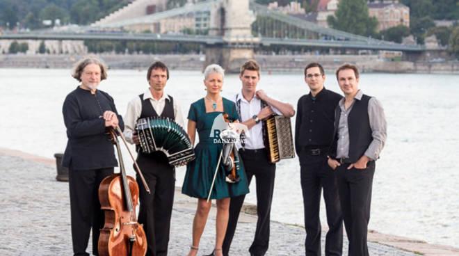 Celimontango presenta Harmony Orchestra a Village Celimontana