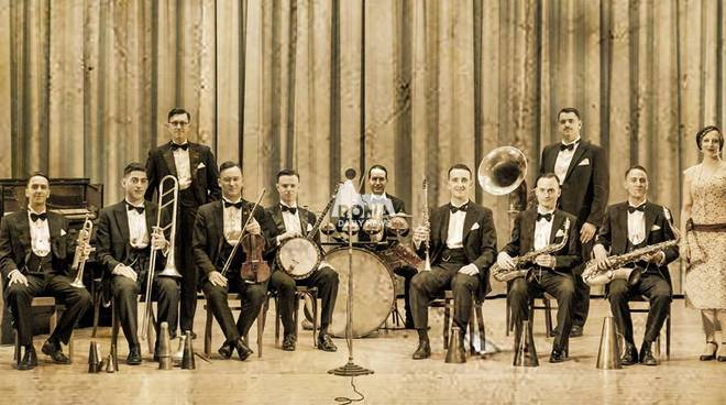 I Chicago Stompers in concerto a Village Celimontana