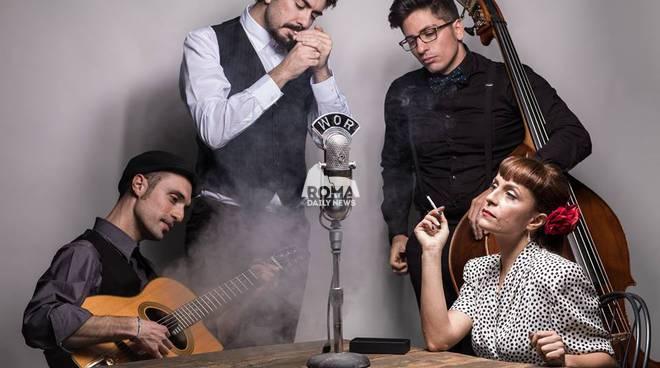 Swing Swing Swing a Village Celimontana: a seguire Les Petits Papiers in concerto