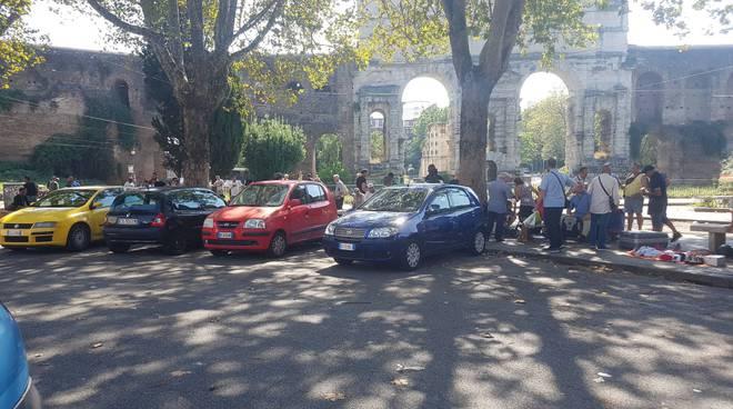 Degrado a Porta Maggiore