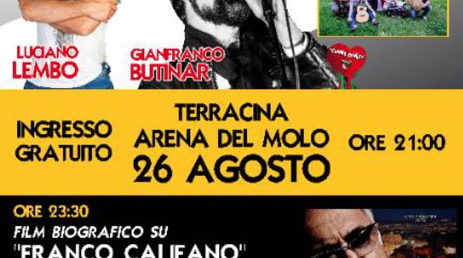 Grande serata al Terracina Summer Festival