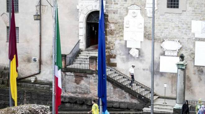 Lutto nazionale a Roma