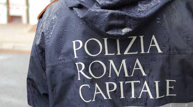 Maltempo Roma - Polizia Locale Roma