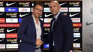 Monchi e Di Francesco
