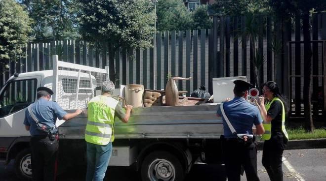 Repressione dei reati ambientali