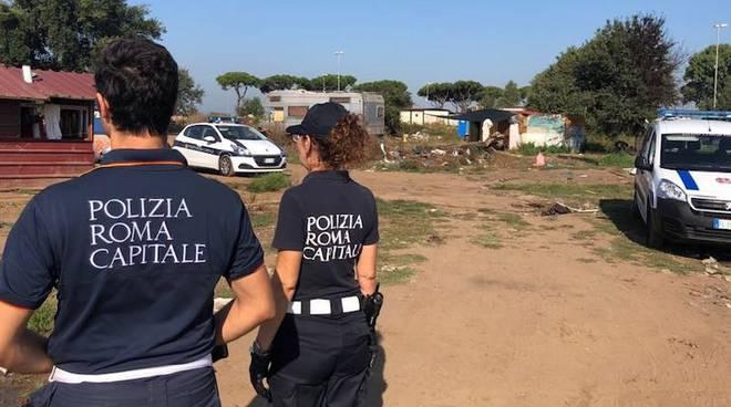 Roma - Campo nomadi
