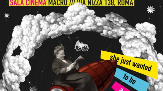 HIPPOPOETESS (la poetessa ippopotamo) anteprima nazionale del nuovo film di Francesca Fini al Museo Macro di Roma