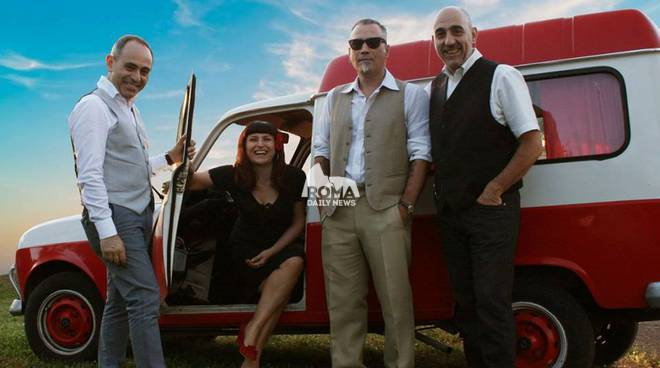 Swing Swing Swing a Village Celimontana: a seguire The Swing Barriques in concerto