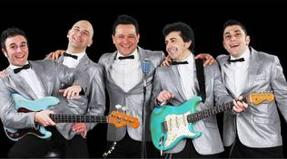 Four Vegas in concerto al Cotton Club di Roma