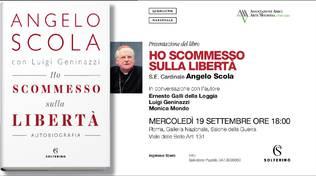 """Angelo Scola: \""""Ho scommesso sulla libertà\"""""""