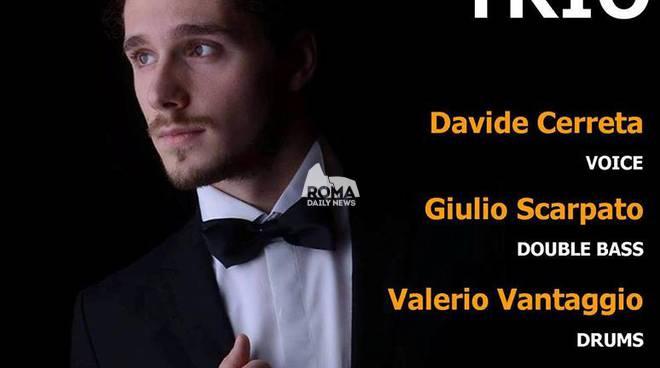 Davide Cerreta Trio in concerto al Charity Café