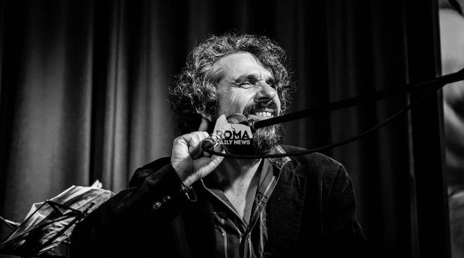 Mario Donatone Play Ray Charles feat World Spirit Orchestra in concerto a Village Celimontana