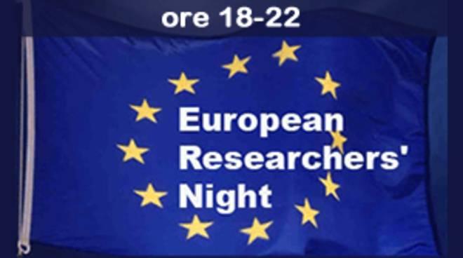 La notte dei ricercatori