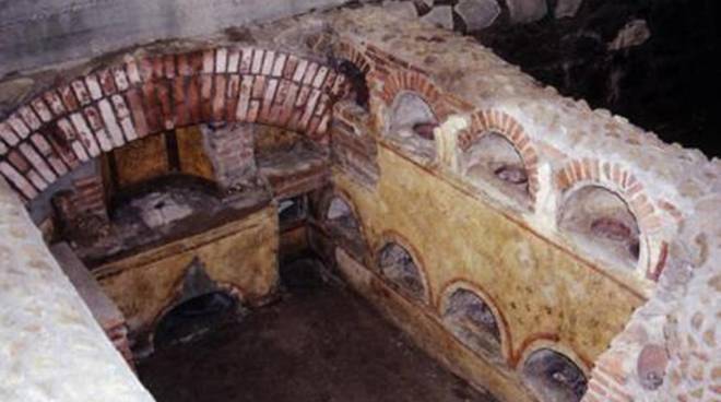 Sepolcreto Via Ostiense