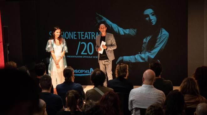 Teatrosophia: inaugurazione