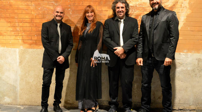 Mario Donatone Trio feat. Giovanna Bosco in concerto al Bebop Jazz Club