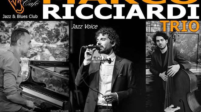 Marco Ricciardi Trio in concerto al Charity Café