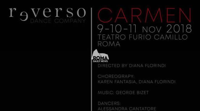 Carmen / Reverso Dance Company