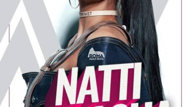 Natti Natasha Concerto al Piper Club