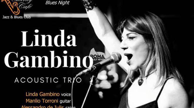 Linda Gambino Acoustic Trio in concerto al Charity Café
