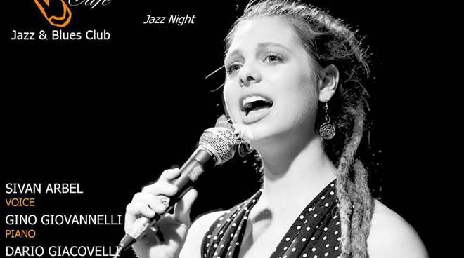Sivan Arbel Quartet in concerto al Charity Café
