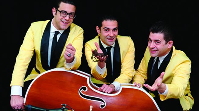 Bevo Solo Rock'n Roll Presenta The Newtones in concerto al Cotton Club