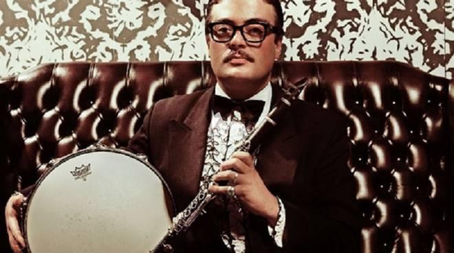 "Emanuele Urso \""The King Of Swing\"" Optet Doppio Concerto al Cotton Club"