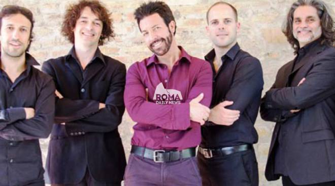 Bevo Solo Rock'n Roll presenta Marco Liotti & Fifty Fifty al Cotton Club
