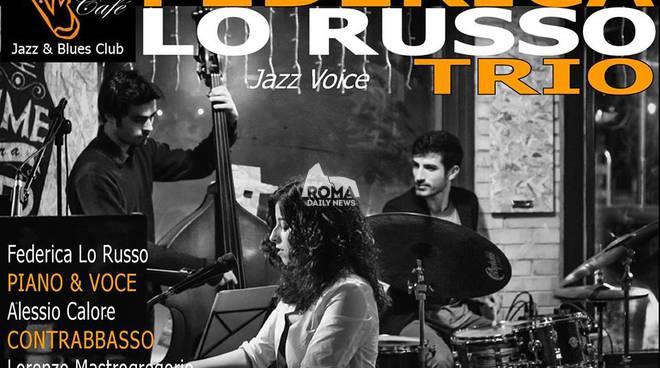 Federica Lo Russo Trio in concerto al Charity Café
